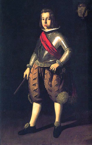 Alonso Verdugo y de Albornoz, Nuñez de la Cueva y Espinosa. Conde de Torre Palma 1635