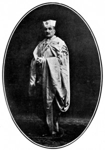 Rafael Salvador y Sanchis, natural de Valencia, Barón de Planes y Patraix
