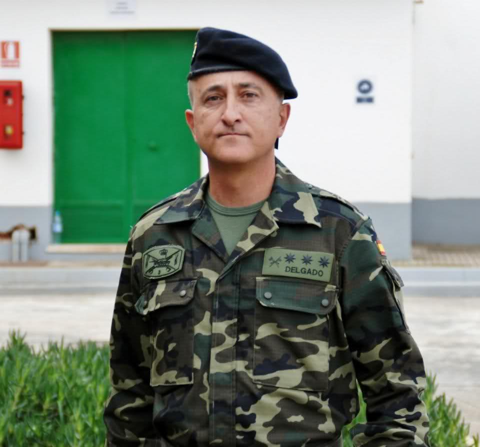 Ilmo. Sr. Coronel D. Oscar Delgado Diestro.