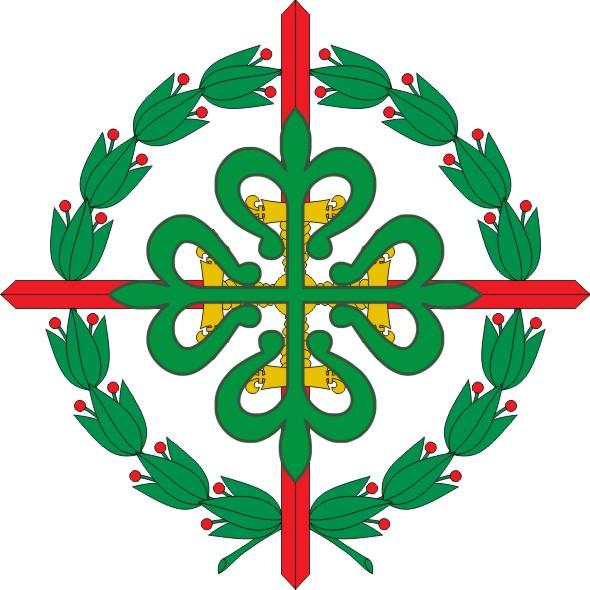 Cruz Laureada de San Fernando al Regimiento Alcántara