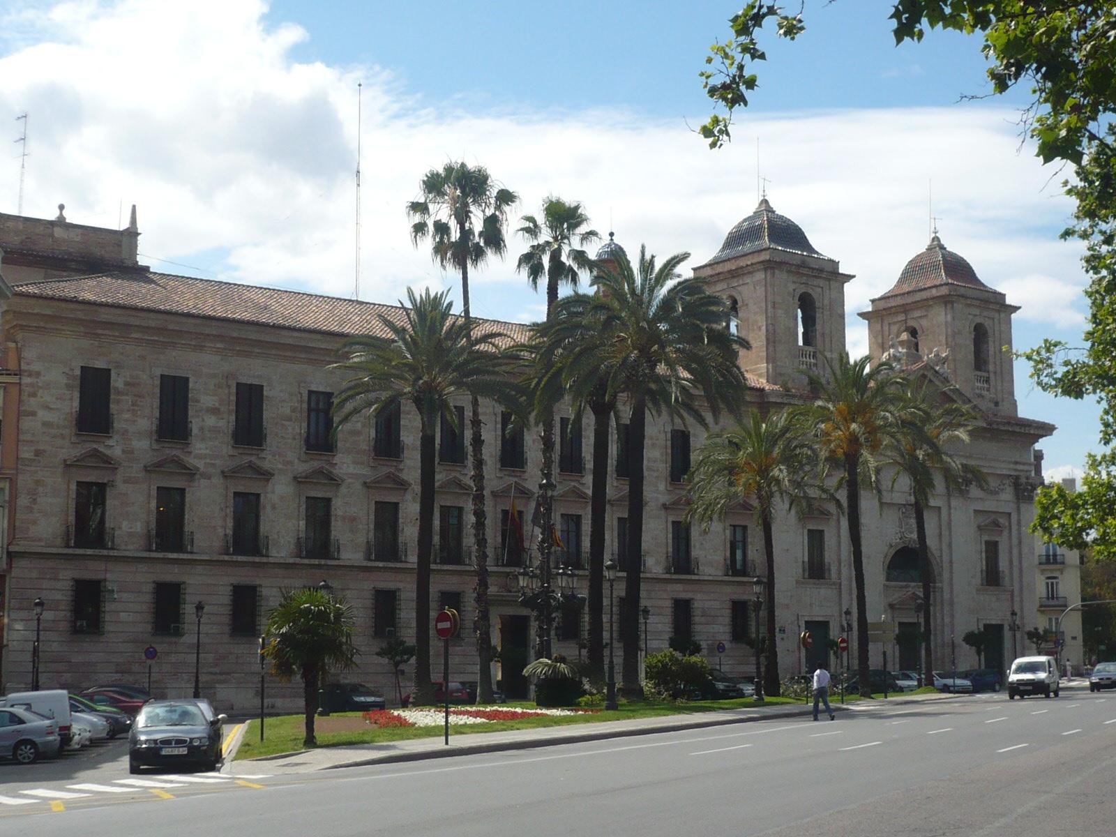 Palacio Monasterio del temple